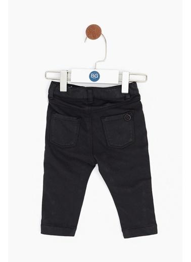 BG Baby Erkek Bebek Siyah Pantolon Antrasit